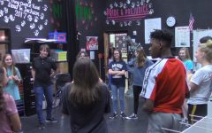 Theatre students look to prove their improv skills