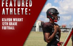 Featured Athlete: Keavon Wright