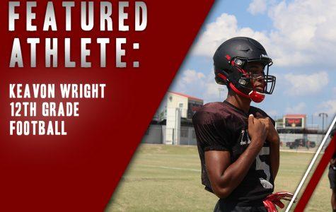 Featured Athlete: Keavon Wright