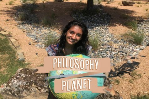 Philosophy Planet: personality types