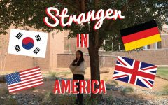 Originally from South Korea, and then moving to Germany, England, and finally Texas, sophomore Stephanie Chung talks about all the new things in her life as she embarks on her journey as a Stranger in America.