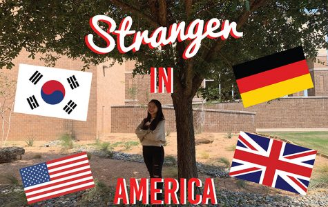 Stranger in America: subjects in U.S. high schools