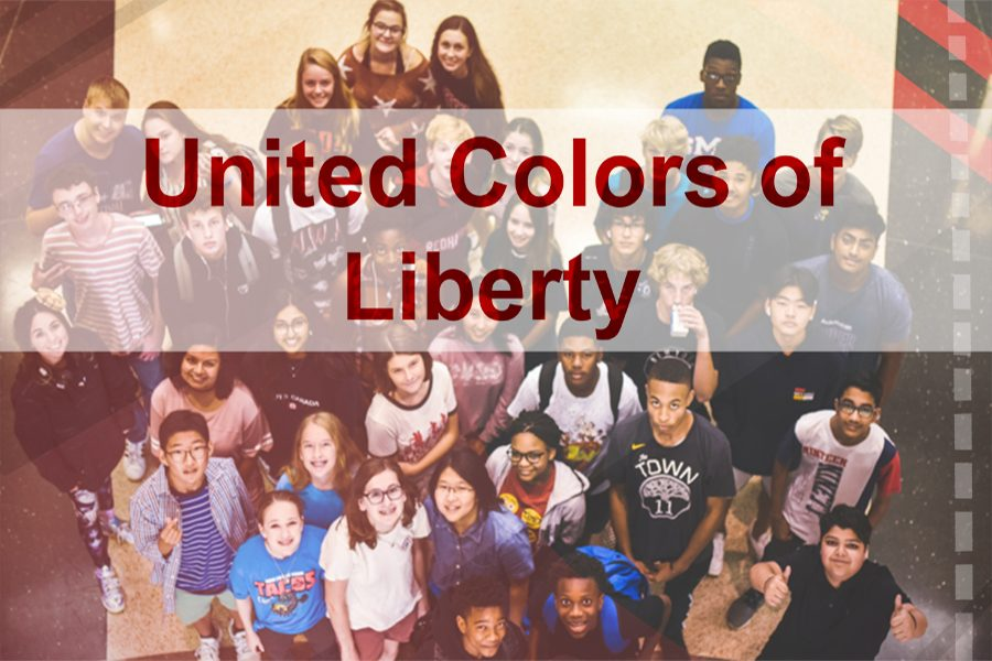 United Colors of Liberty: Drew Julao