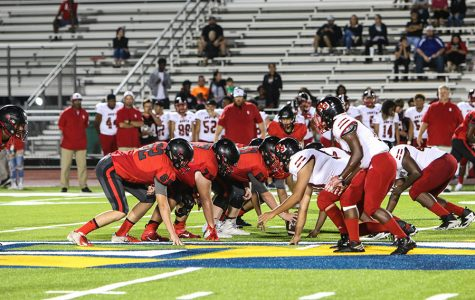 Shaking off season opening loss, football ready for Creekview