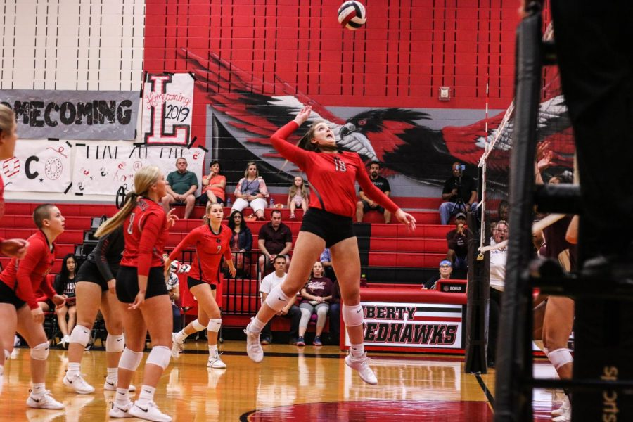 The volleyball team takes on the Reedy Lions on Friday at 5:30 p.m. at home. Proceeds from the game will go to basketball coach Ben Mannings family, in support of his daughter Harper, who was born last spring with a life threatening congenital heart defect.