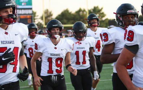 Redhawks lose grip against Creekview