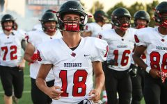 Wrapping up non-district schedule, football hosts Sherman