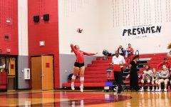 Volleyball lost their first District 9-5A preseason game against Weatherford High School Tuesday night. They look to host Bishop Lynch Friday night at the Nest.