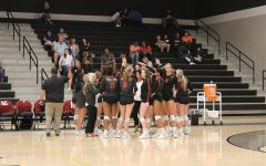 Undefeated, Redhawk volleyball takes the win against Memorial