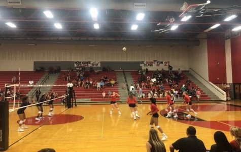 Toppling the Titans, volleyball continues winning streak