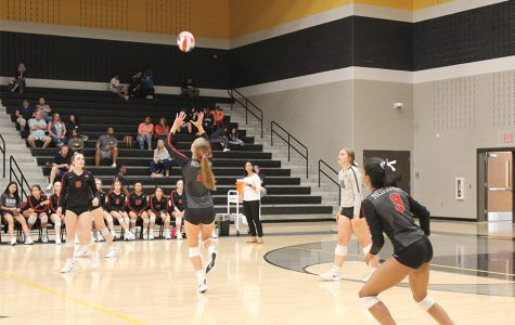 Looking to serve six for six, Redhawks take on Lone Star