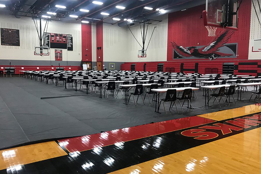 AP students are normally met with a gym filled with rows of tables. However, for the first time ever, College Board has held online exams. This has led to many students facing issues while attempting to submit their exams.