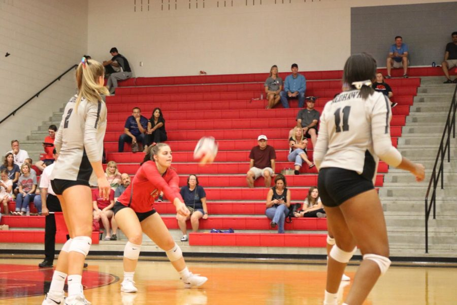 volleyball home game