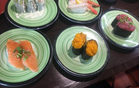 Kura Sushi offers plenty of fun, flavorful dishes