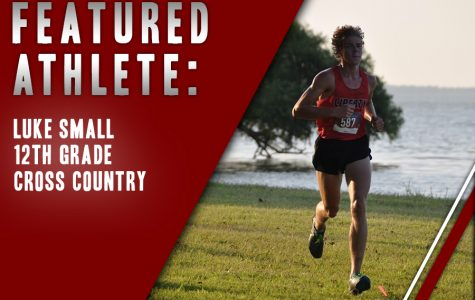 Featured Athlete: Luke Small