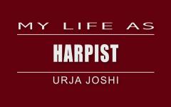 My Life As: harpist