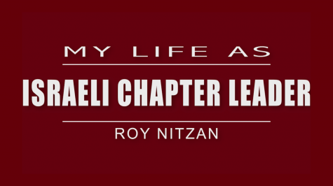 My Life As: Israeli Chapter Leader