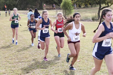 Cross country takes on their third to final guaranteed meet of the year on Friday. With the goal of making districts later on, the athletes plan to give it their all.