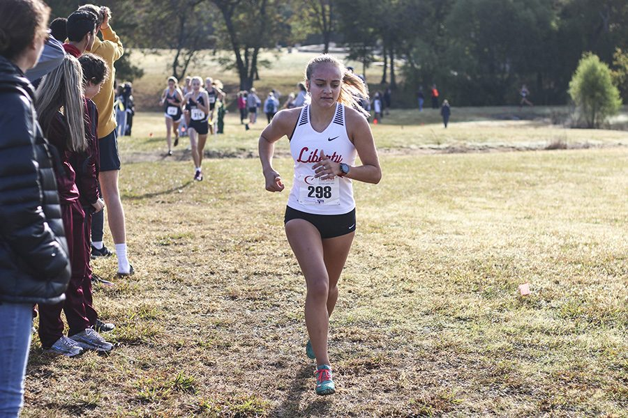 Thousands of steps, hundreds of miles, three make it to state