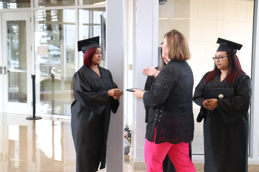 For students set to graduate before 2015 that received inadequate TAKS test scores, graduation was deemed impossible. However, a new program implemented allowed 14 former students to receive their high school diploma.