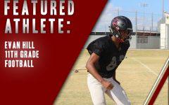Featured Athlete: Evan Hill