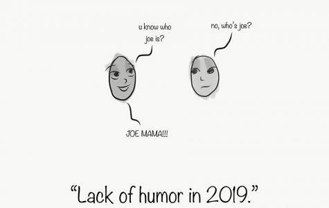 A joke of a joke