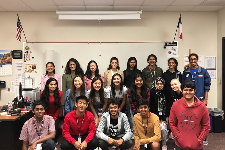 Students all across the district are beginning to start their original work, and are finding ways to turn their knowledge into a projects to present at the Original Work Showcase in January. Each student is coming up with their own idea, and creating a work that is specific to their field.