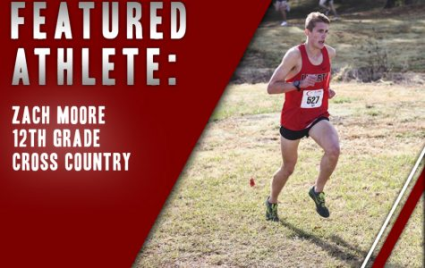 Featured Athlete: Zach Moore