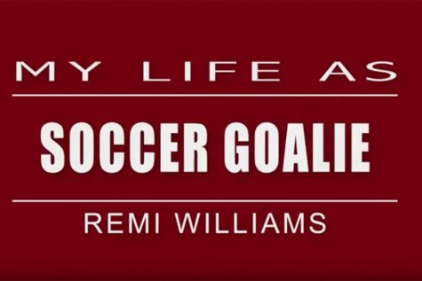 My Life As: soccer goalie