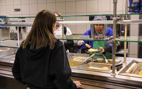Cafeteria offers a taste of Thanksgiving