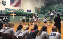 Volleyball grabs area championship 3rd year in a row