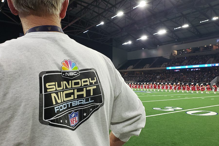 Redhawks first and only win of the season made its way on national television on Sunday, Nov. 10, 2019. During the Cowboys v. Vikings game on Sunday, highlights from the Liberty v. Wakeland game were featured during NBC's broadcast of Sunday Night Football.