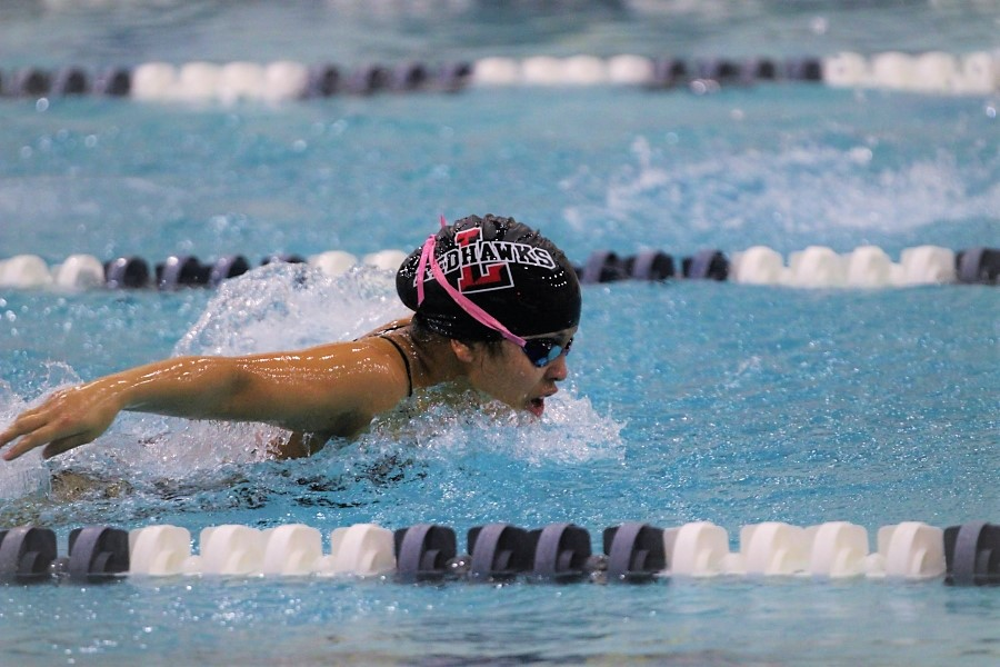 The+Redhawks+swim+team+is+back+in+action+Thursday+night.+The+team+looks+to+take+down+the+Lions+and+the+Raccoons.