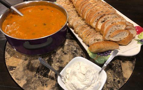 Goodbye Gluten: zesty soup for the soul