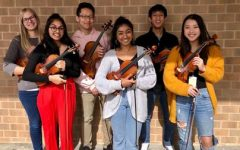 Orchestra sends six of their members to All-State