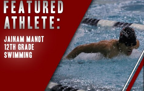 Featured Athlete: Jainam Manot