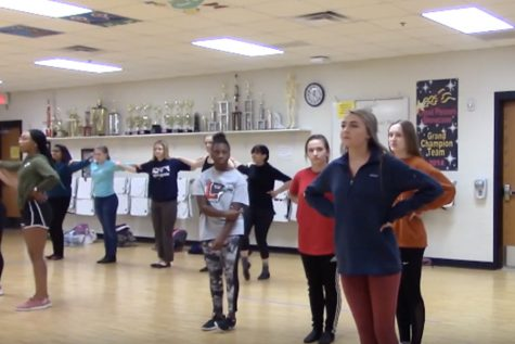 Thespian festival provides professional learning experience