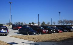 Parking spots open up as new lot is completed
