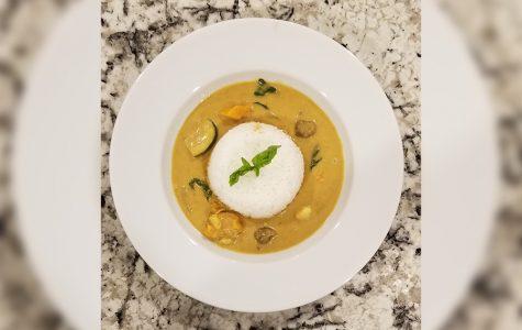 Goodbye Gluten: masaman curry