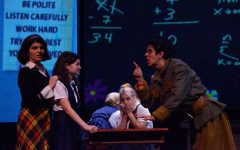 Theatre students take the stage online