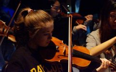 Orchestra meets theatre for production of Matilda