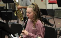 Aiming for state, band members audition for All Region