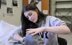 Changing closet to studio, Weidenbach finds her own space
