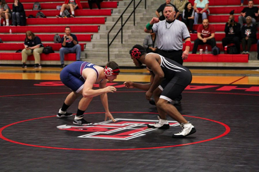 On Saturday, Jan. 25, 2020, wrestling took on their annual Coyote Classic. Boys' secured a 3rd place victory and the girls' took 4th. Taking on 6A athletes as well as 5A, wrestling uses the meet to prepare for the rest of the season.