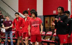 Redhawks take to the mat against Coyotes and Bearcats