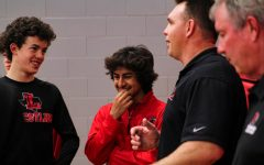 Redhawks take to the mat in UIL competition