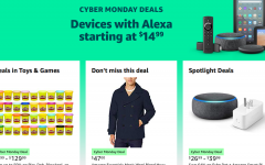 Catching deals on Cyber Monday