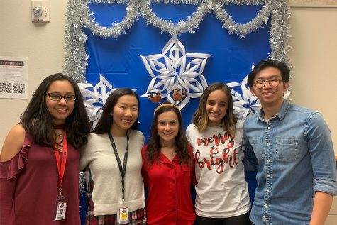 Best Buddies welcomes the break with celebration
