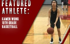 Featured Athlete: Kamen Wong