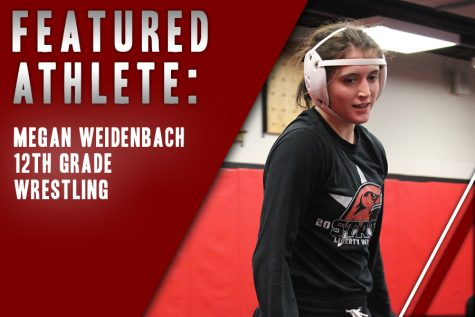 Featured Athlete: Megan Weidenbach
